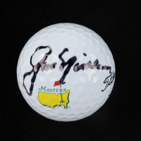 Jack Nicklaus Signed Masters Tournament Logo Golf Ball (JSA LOA) at PristineAuction.com