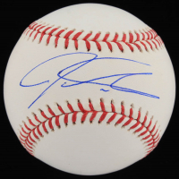 Josh Hamilton Signed OML Baseball (TriStar Hologram) at PristineAuction.com
