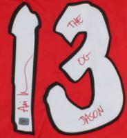 "Ari Lehman Signed Jersey Inscribed ""The OG Jason"" (Lehman Hologram) at PristineAuction.com"