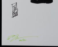 "Tom Hodges - Boba Fett - Star Wars ""The Mandalorian"" - Signed 11"" x 17"" Print LE #/50 (PA COA) at PristineAuction.com"