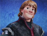 "Jonathan Groff Signed ""Frozen"" 11x14 Photo (Beckett COA & PSA COA) at PristineAuction.com"