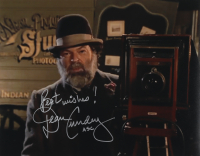 "Dean Cundey Signed ""Back to the Future"" 11x14 Photo Inscribed ""Best Wishes!"" & ""ASC"" (AutographCOA COA) at PristineAuction.com"