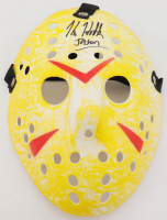 "Kane Hodder Signed ""Friday the 13th"" Mask Inscribed ""Jason"" (Beckett COA) (See Description) at PristineAuction.com"