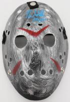 "Kane Hodder Signed ""Friday the 13th"" Mask Inscribed ""Jason"" (JSA COA) at PristineAuction.com"