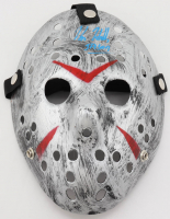 "Kane Hodder Signed ""Friday the 13th"" Mask Inscribed ""Jason"" (JSA COA) at PristineAuction.com"