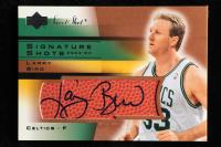 Larry Bird 2003-04 Sweet Shot Signature Shots #LB at PristineAuction.com