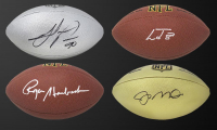 Schwartz Sports Football Collection Mystery Box - Series 11 (Limited to 150) (4 Autographs Per Box) at PristineAuction.com