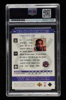 Vince Carter Signed 1998-99 Upper Deck #316 RC (PSA Encapsulated) at PristineAuction.com