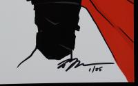 "Tom Hodges - Thor - Marvel Comics - Signed 11"" x 17"" Print LE #/25 (PA COA) at PristineAuction.com"