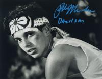 "Ralph Macchio Signed ""Karate Kid"" 11x14 Photo Inscribed ""Daniel San"" (AutographCOA Hologram) at PristineAuction.com"