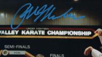 "Ralph Macchio Signed ""Karate Kid"" 11x14 Photo (AutographCOA Hologram) at PristineAuction.com"