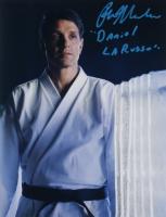 "Ralph Macchio Signed ""Cobra Kai"" 11x14 Photo Inscribed ""Daniel LaRusso"" (AutographCOA Hologram) at PristineAuction.com"