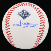 Juan Soto Signed 2019 World Series Baseball (JSA COA) at PristineAuction.com