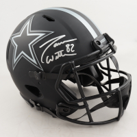 Jason Witten Signed Cowboys Full-Size Authentic On-Field Eclipse Alternate Speed Helmet (Beckett COA & Witten Hologram) (See Description) at PristineAuction.com