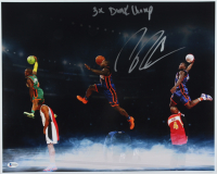 "Nate Robinson Signed Knicks 16x20 Photo Inscribed ""3x Dunk Champ"" (Beckett COA) at PristineAuction.com"