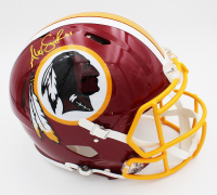 Alex Smith Signed Washington Full-Size Authentic On-Field Speed Helmet (Beckett COA) at PristineAuction.com