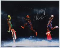 Nate Robinson Signed Knicks 16x20 Photo (Beckett COA) at PristineAuction.com