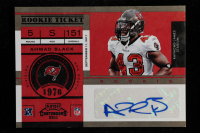 Ahmad Black 2011 Playoff Contenders #104 Autograph RC at PristineAuction.com