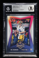Joe Burrow Signed 2020 Panini Instant Draft Night #1 (BGS Encapsulated) at PristineAuction.com