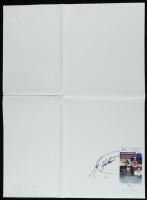Larry Holmes Signed 17.5x23.5 Canvas (JSA COA) (See Description) at PristineAuction.com