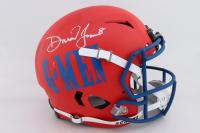 Daniel Jones Signed Full-Size Authentic On-Field Vengeance Helmet (Beckett COA) (See Description) at PristineAuction.com