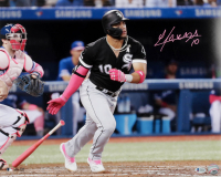 Yoan Moncada Signed White Sox 16x20 Photo (Beckett COA) at PristineAuction.com