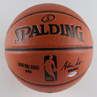 Charles Barkley Signed Game Ball Series Basketball (PSA Hologram) at PristineAuction.com