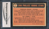 Fergie Jenkins / Bill Sorrell 1966 Topps #254 Rookie Stars RC (BCCG 8) at PristineAuction.com