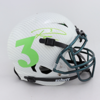 Russell Wilson Signed Full-Size Authentic On-Field Hydro-Dipped Vengeance Helmet (Wilson Hologram) (See Description) at PristineAuction.com