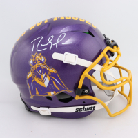 Randy Moss Signed Full-Size Authentic On-Field Vengeance Helmet (Beckett COA) at PristineAuction.com