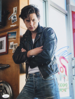 """Cole Sprouse Signed """"Riverdale"""" 11x14 Photo (JSA Hologram) at PristineAuction.com"""