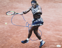 Serena Williams Signed 11x14 Photo (JSA Hologram) at PristineAuction.com