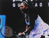 Serena Williams Signed 11x14 Photo (JSA Hologram) (See Description) at PristineAuction.com