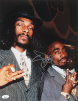 Snoop Dogg Signed 11x14 Photo (JSA Hologram) at PristineAuction.com