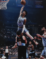 Ja Morant Signed Grizzlies 11x14 Photo (JSA Hologram) at PristineAuction.com