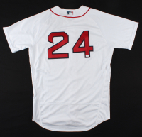 David Price Signed Red Sox Jersey (JSA COA) at PristineAuction.com