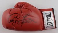 George Foreman Signed Everlast Boxing Glove (JSA COA & Fiterman Hologram) at PristineAuction.com