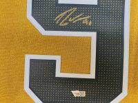 Robin Lehner Signed Golden Knights Jersey (Fanatics Hologram) at PristineAuction.com