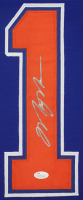Mark Messier Signed 35x43 Custom Framed Jersey (JSA COA) at PristineAuction.com