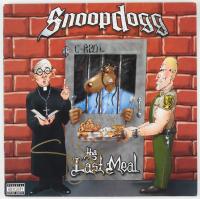 "Snoop Dogg Signed ""The Last Meal"" Album Cover (JSA Hologram) (See Description) at PristineAuction.com"