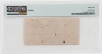 1864 50¢ Fifty Cents Confederate States of America Richmond CSA Bank Note Bill (PMG Choice 58) at PristineAuction.com