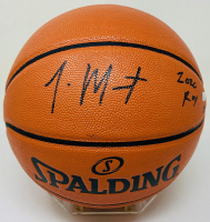 "Ja Morant Signed LE Official NBA Game Ball Series Basketball Inscribed ""2020 ROY"" (Panini COA) at PristineAuction.com"