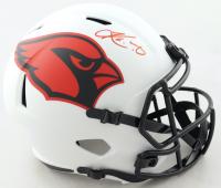 Kyler Murray Signed Cardinals Full-Size Lunar Eclipse Alternate Speed Helmet (Beckett COA) at PristineAuction.com
