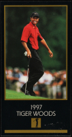 Tiger Woods 1997-98 Grand Slam Ventures Masters Collection #1997 XRC at PristineAuction.com