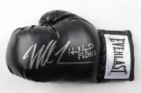 Mike Tyson & Evander Holyfield Signed Everlast Boxing Glove (JSA COA & Fiterman Sports Hologram) at PristineAuction.com