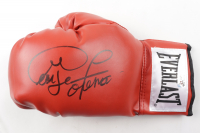 George Foreman Signed Everlast Boxing Glove (Foreman Hologram) at PristineAuction.com