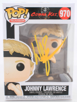 "William Zabka Signed ""Cobra Kai"" Johnny Lawrence #970 Funko Pop! Vinyl Figure (Beckett COA) at PristineAuction.com"