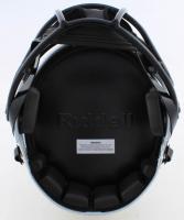 "Jalen Reagor Signed Eagles Full-Size Lunar Eclipse Alternate Speed Helmet Inscribed ""Fly Eagles Fly"" (Beckett COA) at PristineAuction.com"