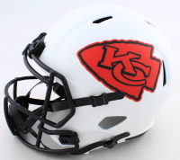 "Mecole Hardman Signed Chiefs Full-Size Lunar Eclipse Alternate Speed Helmet Inscribed ""Super Bowl LIV Champs"" (Beckett COA) at PristineAuction.com"