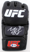 Khamzat Chimaev Signed UFC Glove (Beckett COA) at PristineAuction.com
